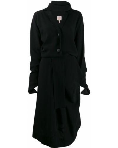 Приталенное платье на молнии Vivienne Westwood Pre-owned