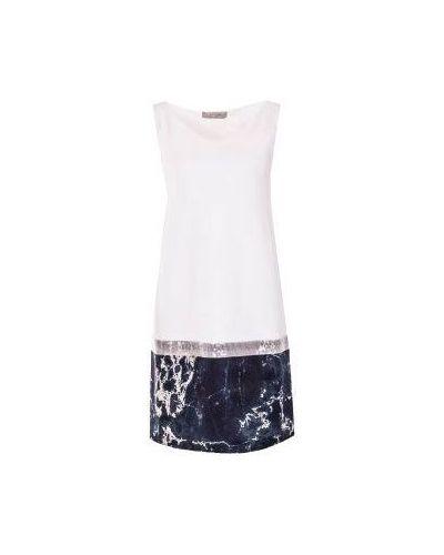 Белое вечернее платье D.exterior