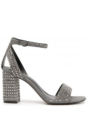 Sandały srebrne Carvela