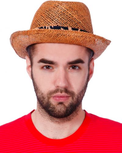 Шляпа бежевый Paul Smith