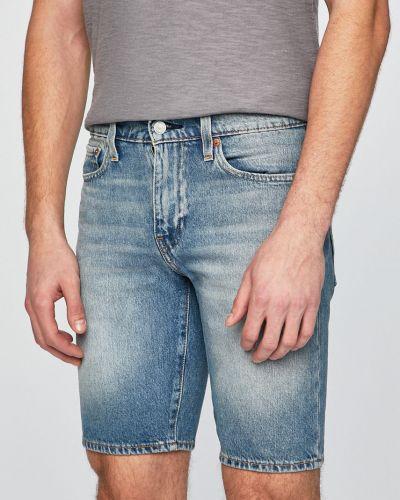 Джинсовые шорты с карманами на пуговицах Levi's®