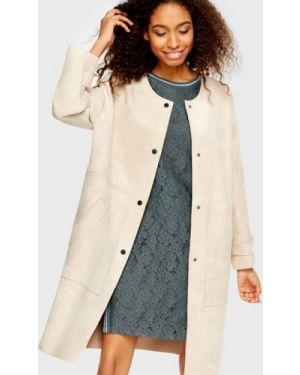 Куртка замшевая с карманами Ostin