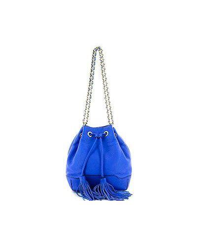 Синий рюкзак Rebecca Minkoff