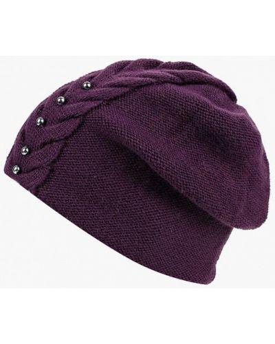Фиолетовая шапка осенняя Staix
