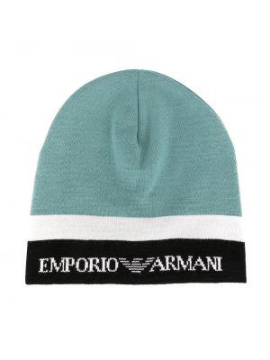 Шапка Emporio Armani Kids