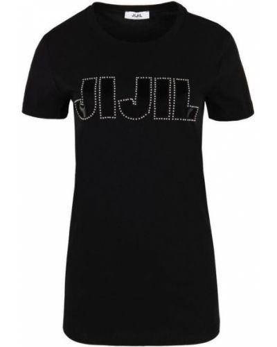 Czarna t-shirt Jijil
