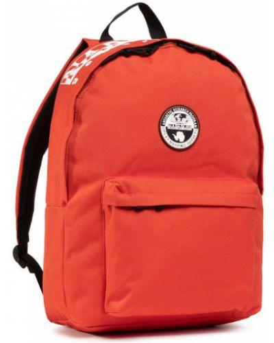 Czerwony plecak Napapijri
