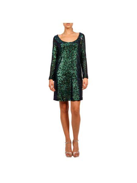 Zielona sukienka Hanita