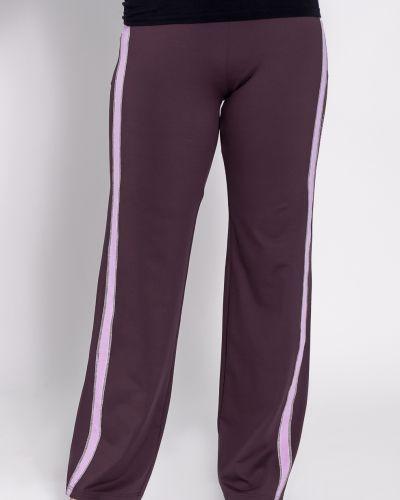 Спортивные брюки розовый фиолетовые Lacywear