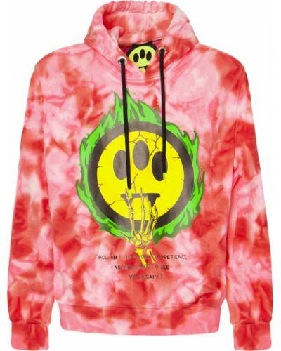 Różowy sweter Barrow