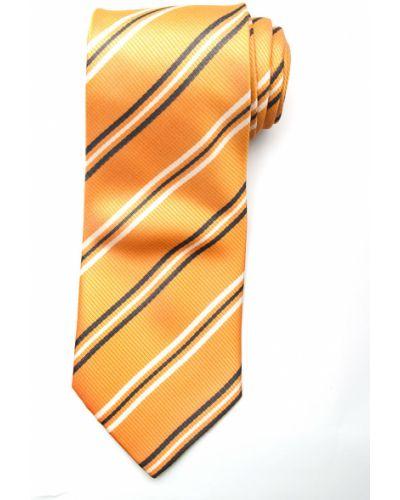 Желтый галстук Luciano Soprani