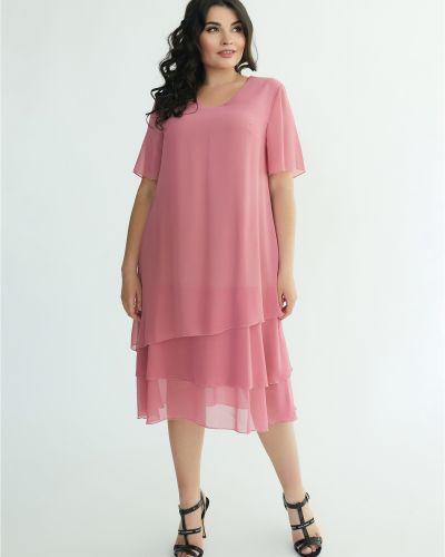 Шифоновое платье All Posa
