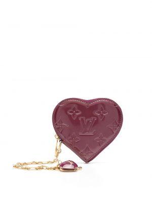 Portfel skórzany - fioletowy Louis Vuitton