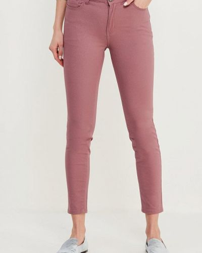 Фиолетовые брюки Zarina
