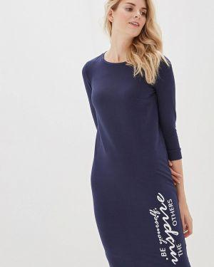 Платье прямое осеннее Vilatte