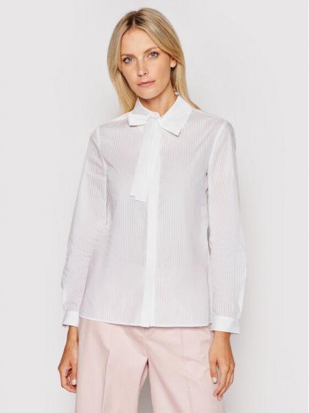 Biała koszula - biała Max&co.