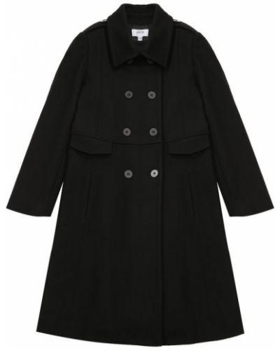 Пальто шерстяное пальто Aletta