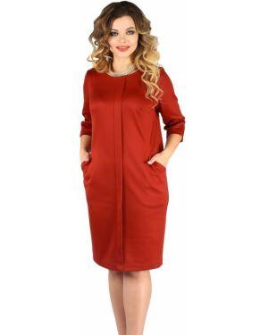 Повседневное платье платье-сарафан прямое Novita