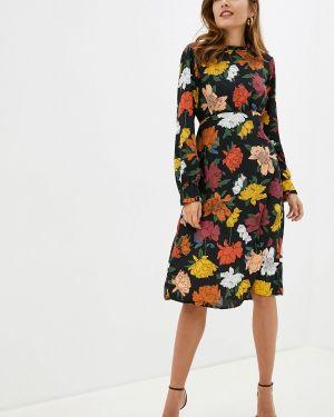 Разноцветное платье Valkiria