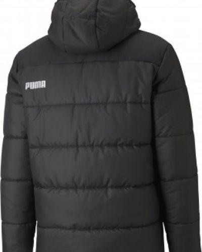 Черная спортивная куртка Puma