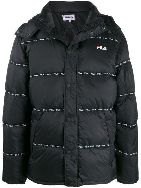 Куртка с капюшоном с карманами на молнии Fila