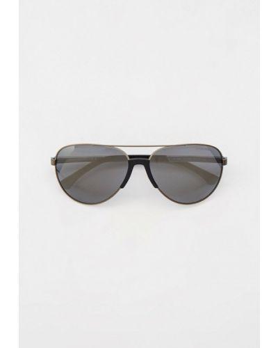 Солнцезащитные очки - коричневые Armani Exchange