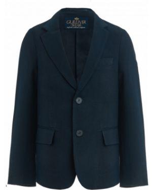 Пиджак твидовый деловой Gulliver Wear