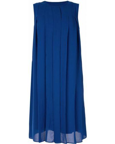 Плиссированное платье миди Knott