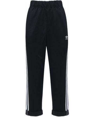 Свободные свободные брюки свободного кроя эластичные Adidas Originals