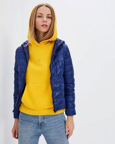 Синяя куртка Tiffosi