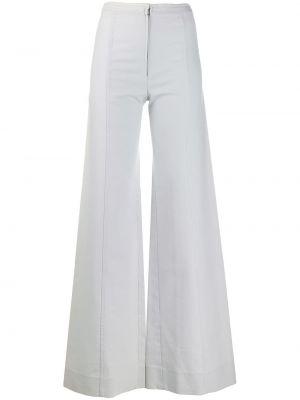 Расклешенные брюки винтажные Emanuel Ungaro Pre-owned