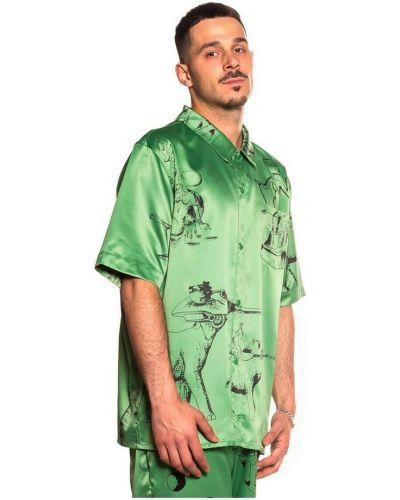Zielona koszula Grimey