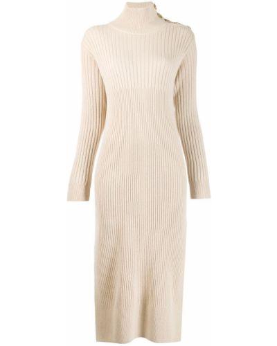 Платье трикотажное на пуговицах See By Chloé