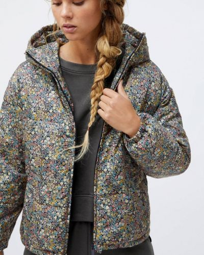 Утепленная куртка Oysho
