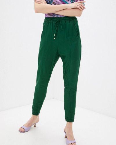 Зеленые брюки Colcci