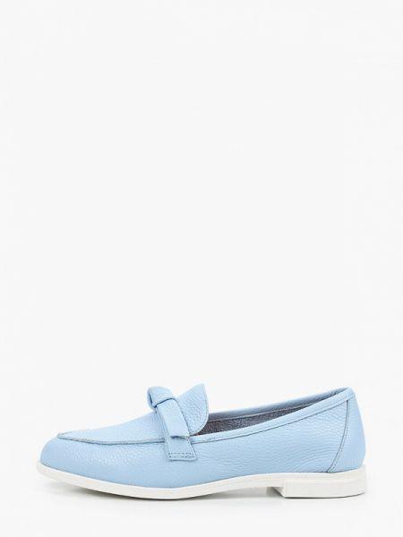 Кожаные туфли Pierre Cardin