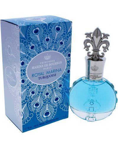 Бирюзовая парфюмерная вода Marina De Bourbon