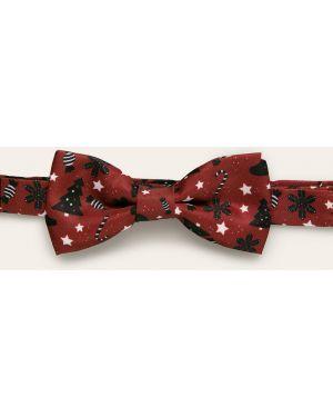 Krawat z wzorem Only & Sons
