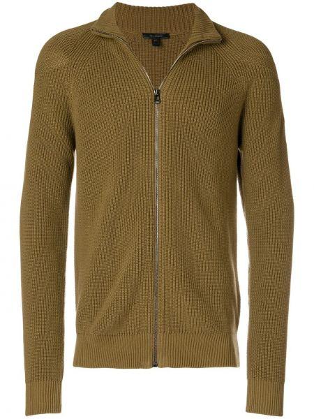 Sweter, zielony Belstaff