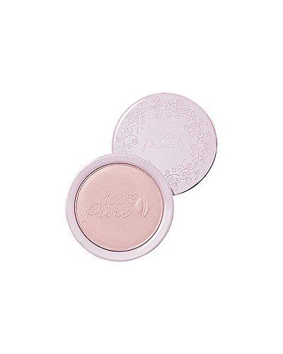 Хайлайтер для лица розовый 100% Pure