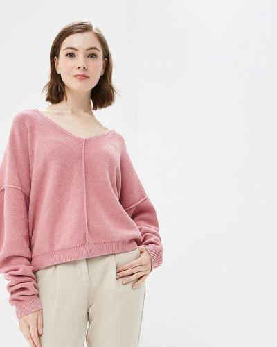 Розовый пуловер 2018 Free People