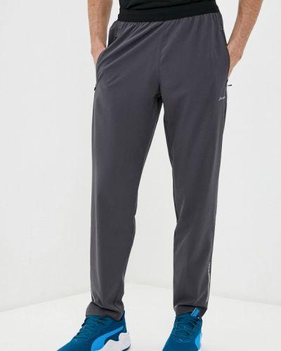 Серые спортивные брюки Demix