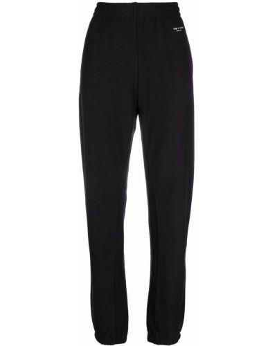Spodnie bawełniane - czarne Rag & Bone