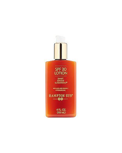 Облегченная кожаный крем солнцезащитный свободного кроя Hampton Sun