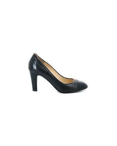 Черные демисезонные туфли Nando Muzi