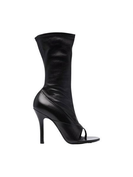 Czółenka eleganckie - czarne Givenchy