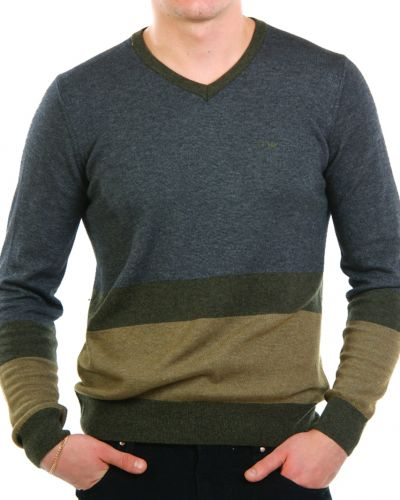 Свитер кашемировый серый Armani Jeans