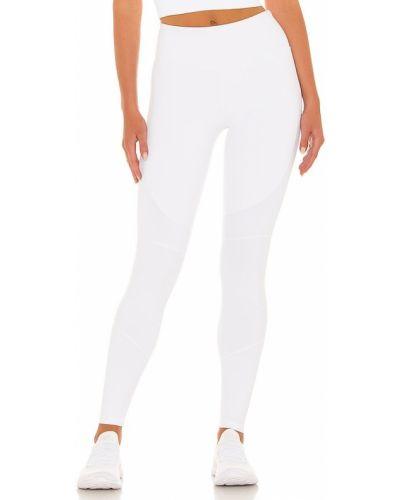 Białe spodnie robocze Alala