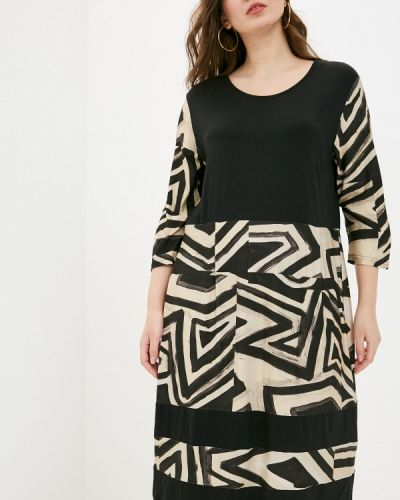 Платье - черное Sophia