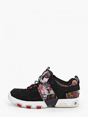Кожаные кроссовки Dc Shoes